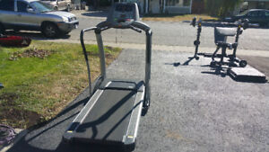 AFG 2.0 AT treadmill new was $1700 trades considered