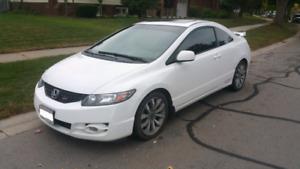 2011 Honda Civic Si