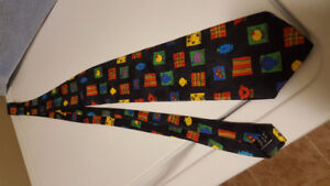 Marks & Spencer Mr. Men Tie - New With Tag