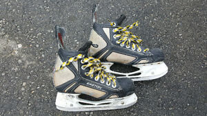 Easton Skates, used, Size 5.0 D Kitchener / Waterloo Kitchener Area image 1