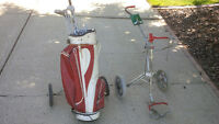 Golf Equipment, priced to sell