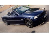 BMW 3 series 325 m sport automatic convertible