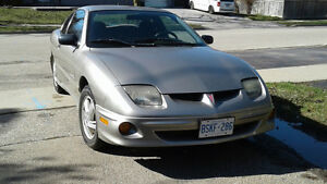 2002 Pontiac Sunfire Coupe (2 door)