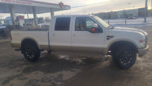 2008 Ford F-350 King Ranch  4 x 4 Truck-Price Reduced