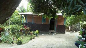 Maison en République Dominicaine 40 minutes de la plage