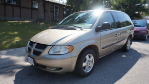 2003 Dodge Grand Caravan Sport with bed or/and seats