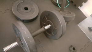 Dumbbell for sale (mix size) Thornlie Gosnells Area Preview