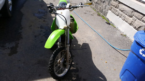Year 2000 Kx65  asking for 1500
