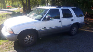 1998 GMC Jimmy whistler edition, SUV, Crossover