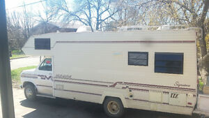 For Sale 1988 Ford Travelmaster Motorhome