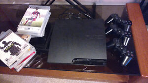 PS3 for sale or trade - SOLD Kitchener / Waterloo Kitchener Area image 2