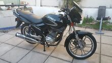Kymco 125cc black Year 2010 Very economical and reliable bike Mawson Lakes Salisbury Area Preview