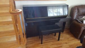 PIANO YAMAHA à vendre Parfaite Condition