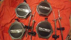 Roland- Pintech electronic drums