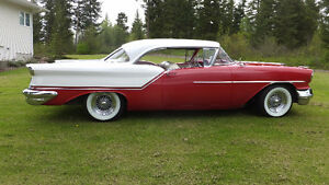 1957 Oldsmobile 88 2 door hardtop