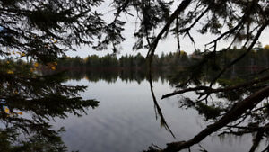 1.63 Acre Waterfront Lot 30 Minutes from Halifax