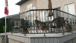 Steel Railing For Sale Regina Regina Area image 4
