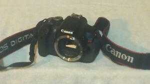 Canon T4i + Batteries/Charger + Lens - $450