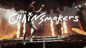 CHAINSMOKERS/5 SECONDS OF SUMMER - LOWER LEVEL SEATS - OCT 9