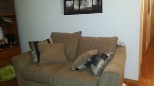 Want to swap couch and love seat for sectional