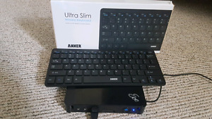 Mini pc asus  with wireless keyboard included