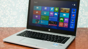Durable HP Elitebook with core i5 processor and 4GB RAM on sale