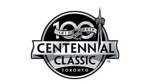 NHL Centennial Classic - Leafs v. Red Wings Jan.1 BMO Field
