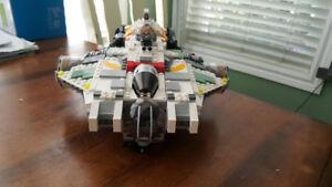 Lego Star Wars Ghost + Phantom