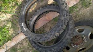 """Motocross tires 18"""" & 19"""""""