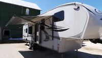 Cougar High Country 5th Wheel