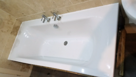 Ideal standard double ended bath 1700 x 700