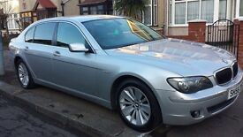 2006 BMW 730LD LONG WHEEL BASE FULLY LOADED AUTOMATIC 2 OWNERS F/S/H VGC