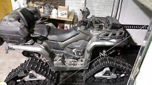 2014 ATV Outlander Max XT