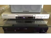 Pioneer DV-565A CD SACD and DVD player inc remote control