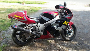 1997 Suzuki GSX-R750 Trade For Sport Quad
