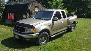 99 ford f150 4x4 step side