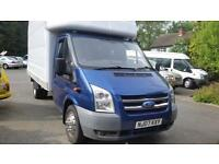 Ford Transit LUTON 13 FT BODY WITH TAIL LIFT EXCELENT ALL ROUND 6 SPEED