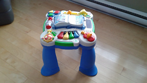 Table musicale de Leap Frog