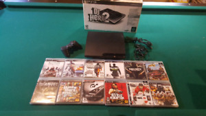 PlayStation 3 Slim BUNDLE -- $150 OBO