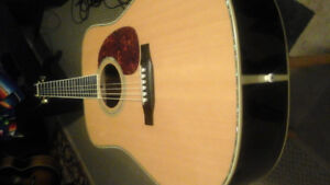 Recording King RD 227 Acoustic,  Mint