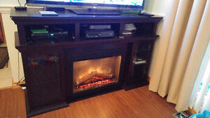 Dimplex Fireplace/TV Stand