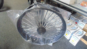 48 FATSPOKE 21X3.5 SINGLE DISC - SOFTAIL