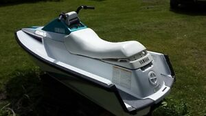 92 Yamaha 650 LX Waverunner. Runs great, New battery