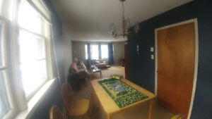 Looking for roommate(s) for an upper level apartment near MUN