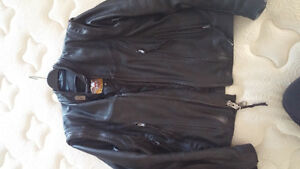 Womens Harley Davidson jacket,  Chaps and other gear