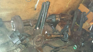 """Dodge 1500 4x4Complete front dana 44 and rear 9.25"""" 9 1/4"""" rear"""
