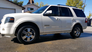 2008 ford expedition LIMITED (1 owner super clean)