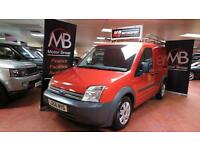 2006 FORD TRANSIT CONNECT Low Roof Van L TDCi 75ps NO VAT