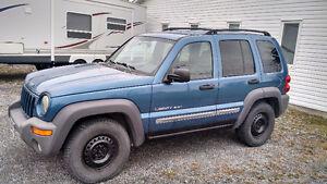 Jeep Liberty sport 2003 4x4