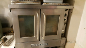 Bakers Pride commercial oven